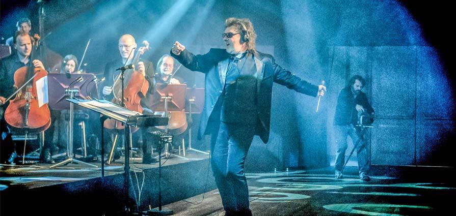 klassiek en pop concert The New Symphonics